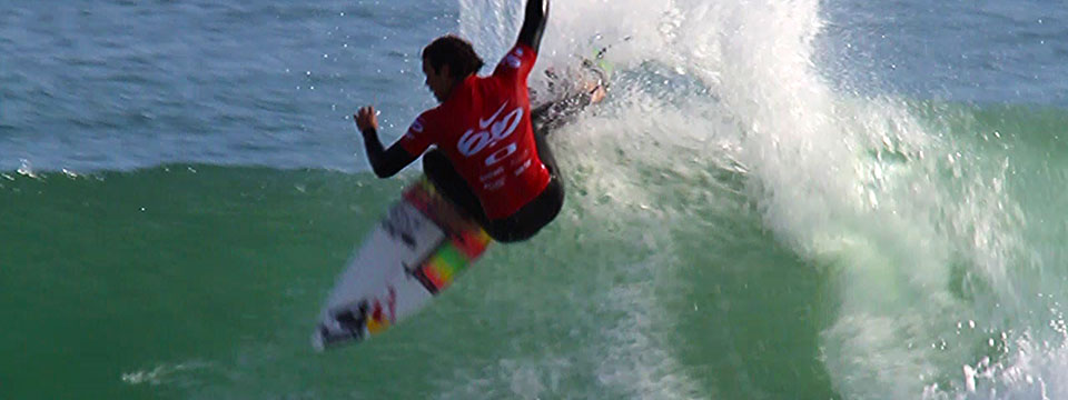 Epic Trestles Surfing